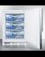 VT65M7SSHV Freezer Full