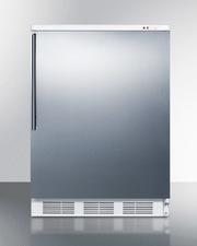 VT65MSSHV Freezer Front