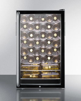 SWC525L7SH Wine Cellar Full
