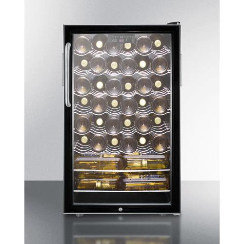 SWC525LTBADA Wine Cellar Full