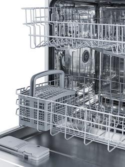 DW2433SSADA Dishwasher Detail