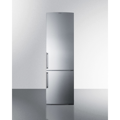 FFBF181SSIM Refrigerator Freezer Front