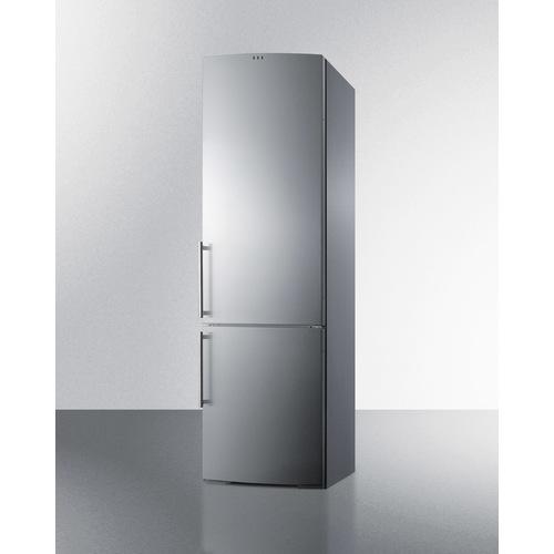 FFBF181SSIM Refrigerator Freezer Angle