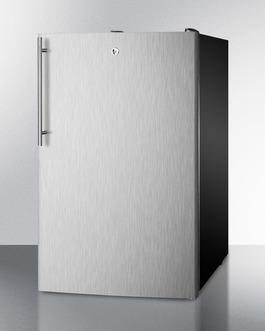 FF521BLSSHV Refrigerator Angle