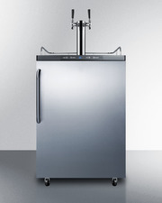 SBC635MBISSTBTWIN Kegerator Front