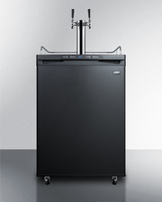 SBC635MBITWIN Kegerator Front