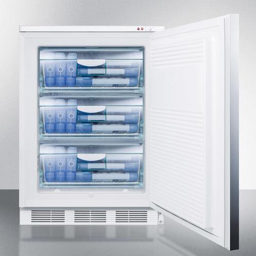 VT65ML7SSHH Freezer Full