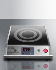 SINCFS1 Induction Cooktop Front