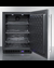 SPFF51OSCSS Freezer Open