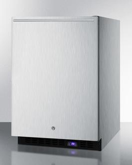 SPFF51OSCSSHH Freezer Angle