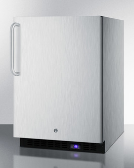 SPFF51OSCSSTBIM Freezer Angle