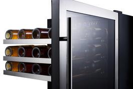 SWC532LBIST Wine Cellar Detail