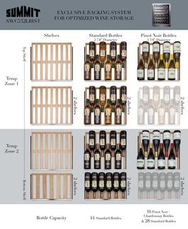 SWC532LBIST Wine Cellar