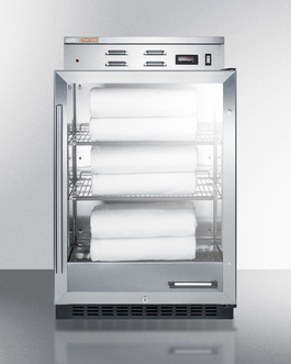 PHC61G Warming Cabinet Full