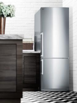 FFBF245SSX Refrigerator Freezer Set
