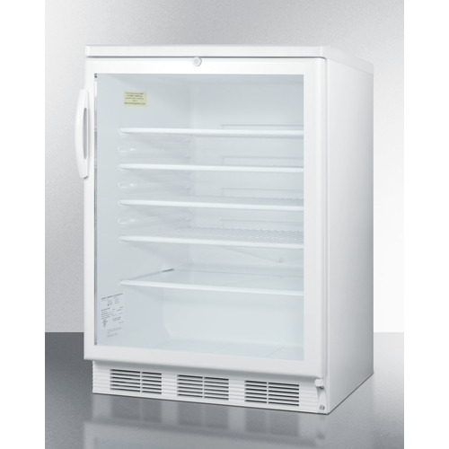 SCR600LBIADA Refrigerator Angle