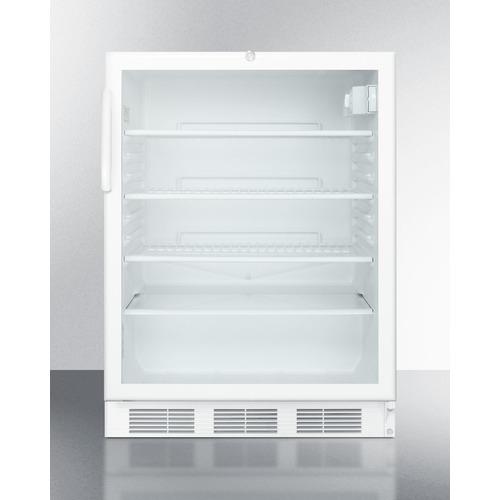 SCR600LBIADA Refrigerator Front