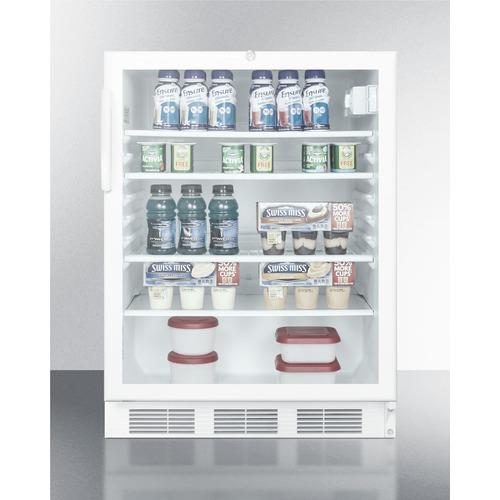 SCR600LBIADA Refrigerator Full