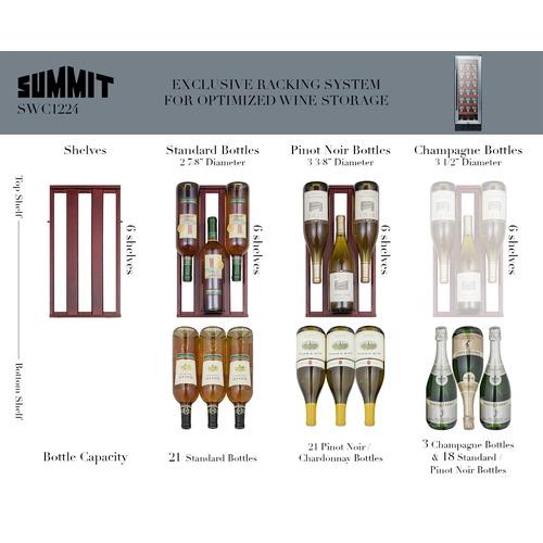 SWC1224 Wine Cellar