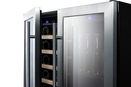 SWBV3001 Wine Cellar Detail