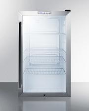 SCR486LBI Refrigerator Open