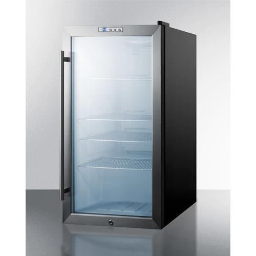 SCR486LBI Refrigerator Angle