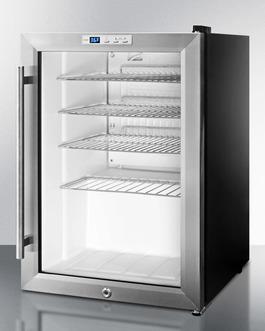 SCR312LBI Refrigerator Angle