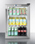 SCR312LBICSS Refrigerator Front