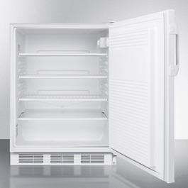AL750L Refrigerator Open