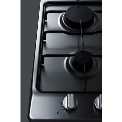 GC22SS Gas Cooktop Detail