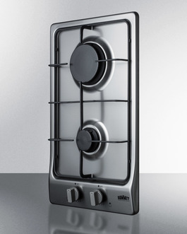 GC22SS Gas Cooktop Angle