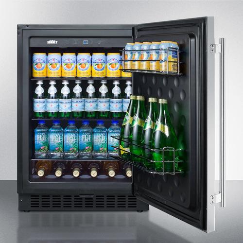 SPR627OSCSS Refrigerator Full
