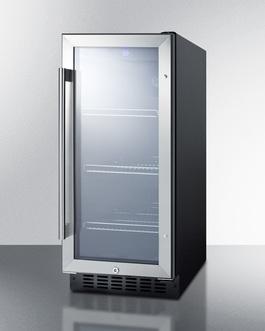 SCR1536BG Refrigerator Angle