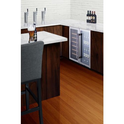 SCR1536BG Refrigerator Set