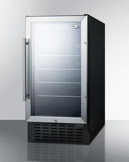 SCR1841B Refrigerator Angle