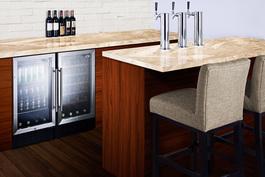 SCR1841B Refrigerator Set