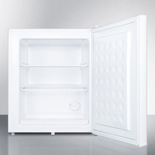 FS30L7 Freezer Open