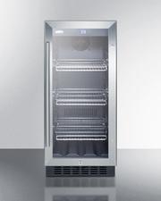 SCR1536BGCSS Refrigerator Front