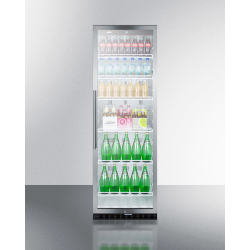 SCR1400WCSS Refrigerator Full