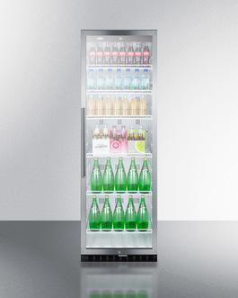 SCR1400WCSS Refrigerator Full
