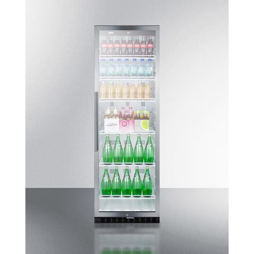 SCR1400W Refrigerator Full