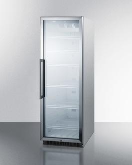 SCR1400WCSS Refrigerator Angle