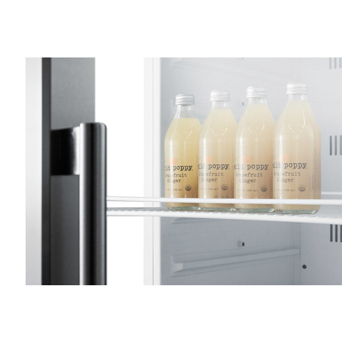 SCR1400WCSS Refrigerator Detail