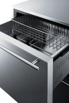 SPFF51OS2D Freezer Detail