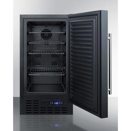 FF1843B Refrigerator Open