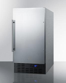 FF1843BCSS Refrigerator Angle