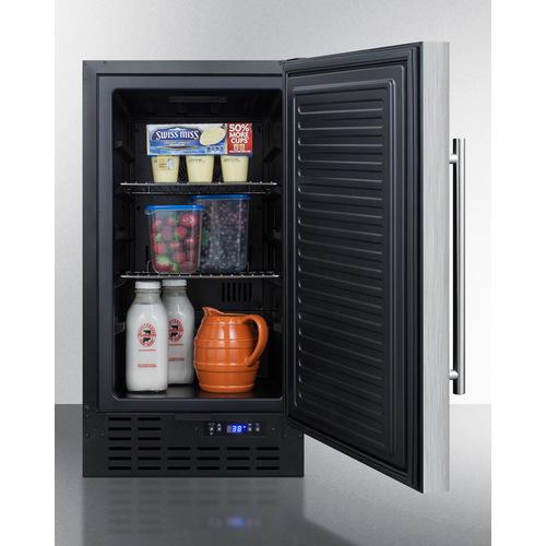 FF1843BCSSADA Refrigerator Full