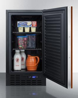 FF1843BIF Refrigerator Full