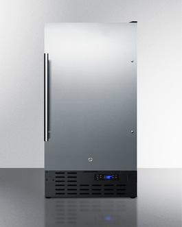 FF1843BSS Refrigerator Front