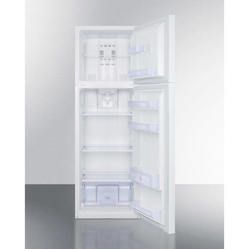 FF946W Refrigerator Freezer Open